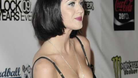 LOOK Katy Perry: très sexy sa nouvelle coupe de cheveux