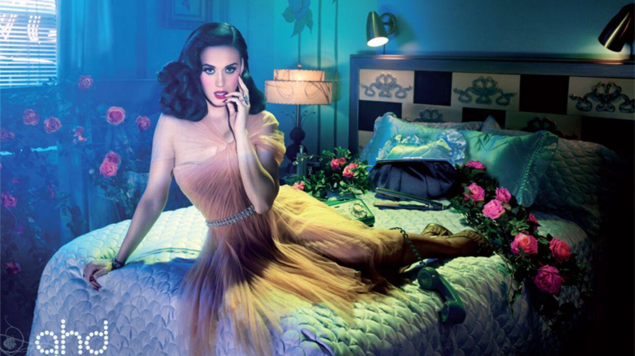 PHOTOS Katy Perry pose pour David LaChapelle