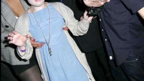 Kelly Osbourne Ivre morte!