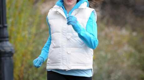 Kristin Davis  Elle court enceinte!!!