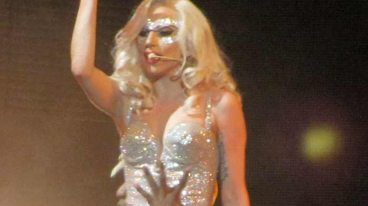 PHOTOS Lady Gaga fait impression à Ottawa