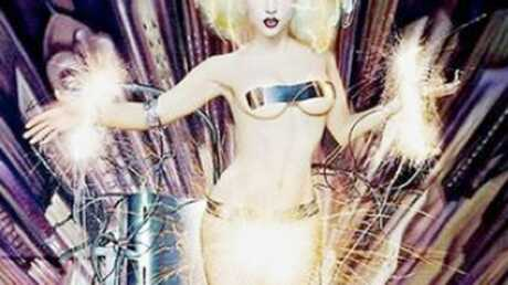PHOTOS Lady GaGa : ses photos choc avec David LaChapelle