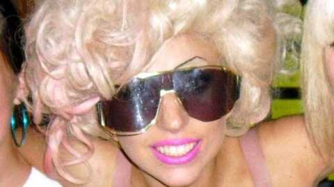 PHOTOS Lady Gaga en lingerie pour ses fans