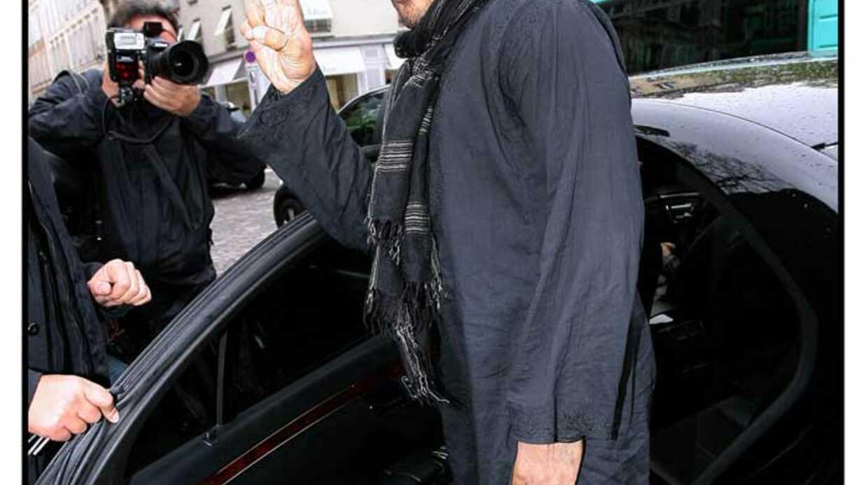 PHOTOS Le style rock'n'roll de Lenny Kravitz