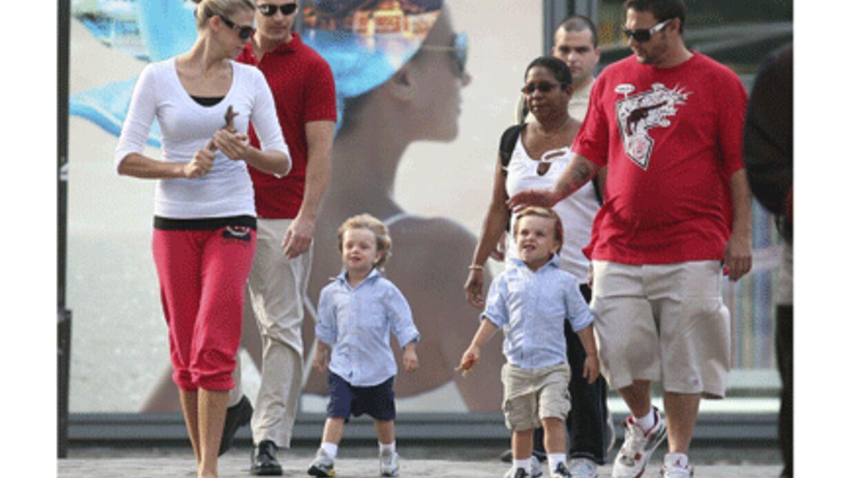 PHOTOS Les fils de Britney Spears s'éclatent à Paris