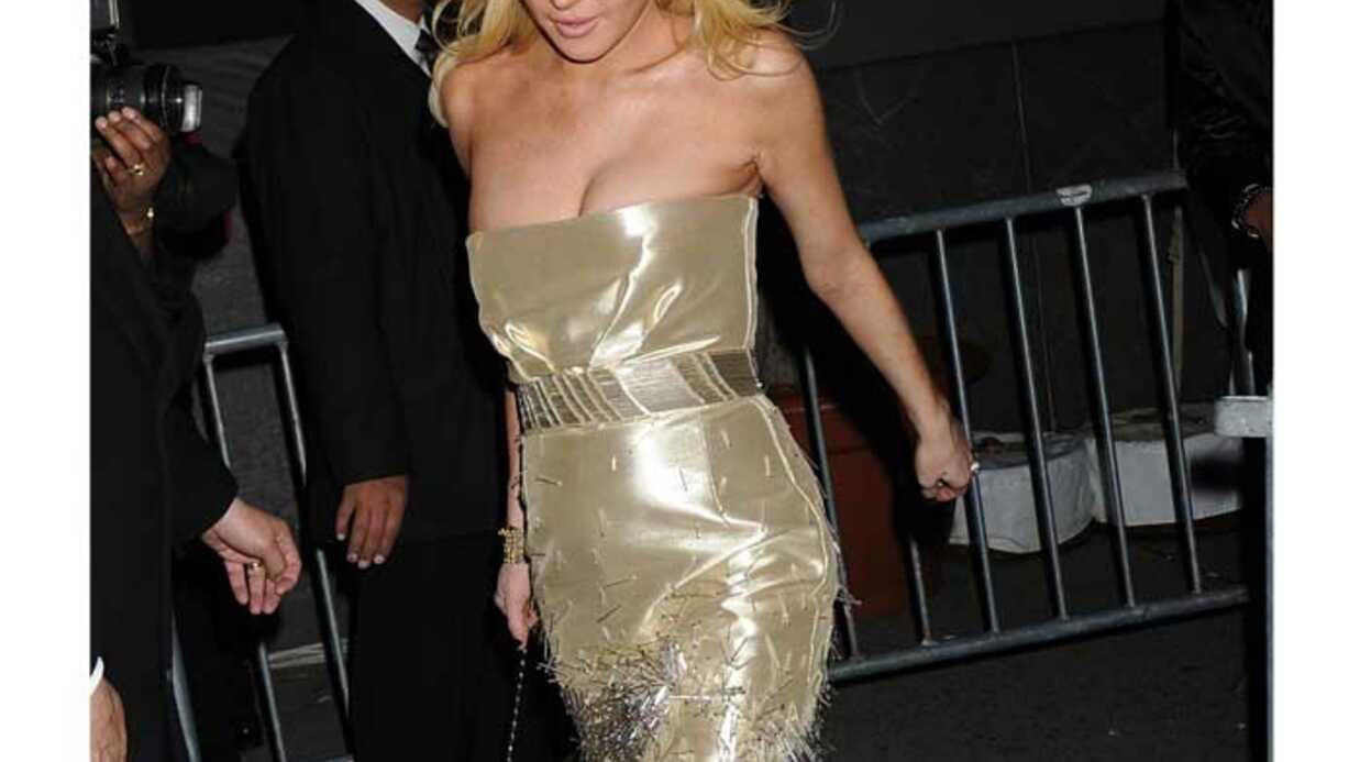 PHOTOS Lindsay Lohan et Mischa Barton dans la même soirée