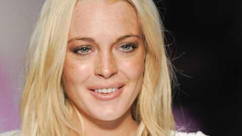PHOTOS Fashion week Lindsay Lohan défile pour Ungaro