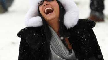 L'incroyable femme des neiges