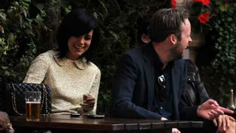 PHOTOS Lily Allen épanouie avec son chéri Sam Cooper