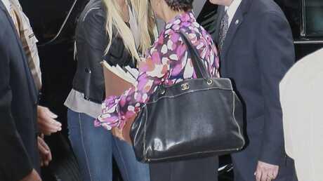 PHOTOS Lindsay Lohan juste avant son incarcération