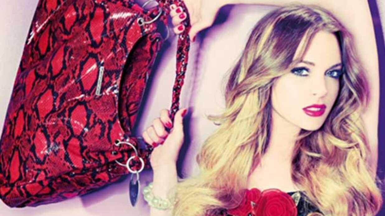PHOTOS Lindsay Lohan prend la pose pour Fornarina