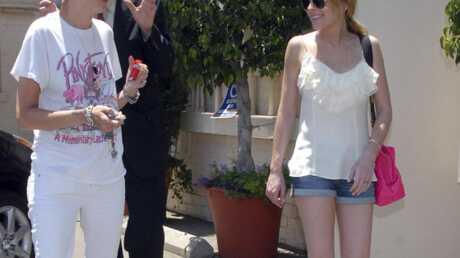 Lindsay Lohan & Sam Inséparables
