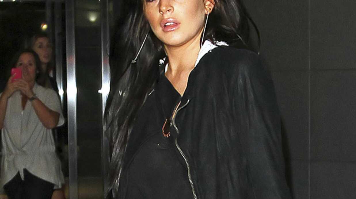 PHOTOS Lindsay Lohan stone à l'aéroport