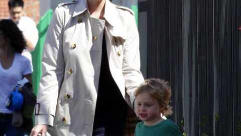 PHOTOS Liv Tyler vient chercher son fils Milo à la sortie de l'école