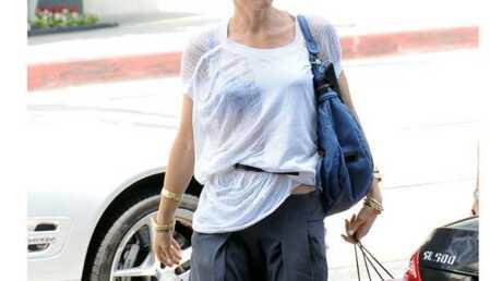 LOOK Gwen Stefani soigne son style ethnique chic