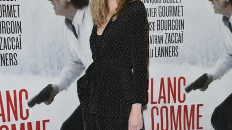 LOOK Louise Bourgoin à l'avant-première de Blanc comme neige