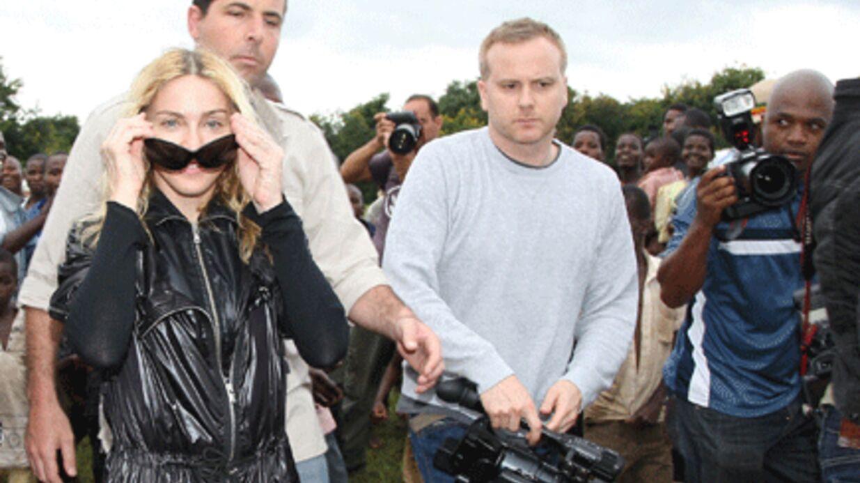 PHOTOS Madonna poursuit son combat pour le Malawi