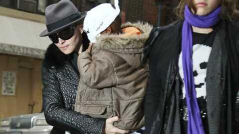 PHOTOS Madonna Guy Ritchie et leurs enfants réunis