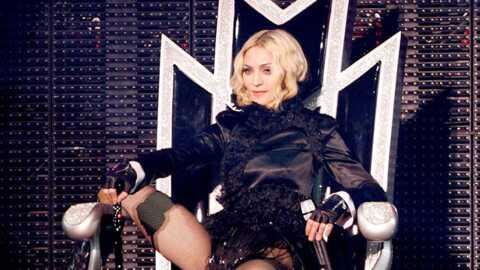 Madonna débute sa tournée mondiale à Cardiff
