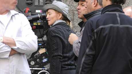 PHOTOS Madonna sur le tournage de W.E