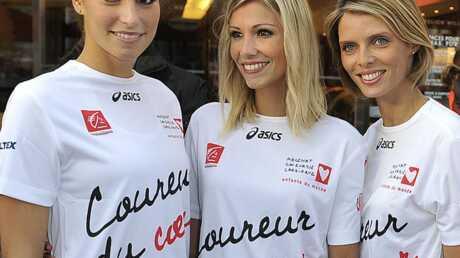PHOTOS Les ex Miss France au pas de course pour la bonne cause