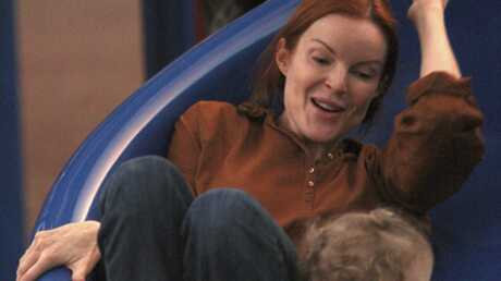 PHOTOS Marcia Cross : son rempart contre la souffrance