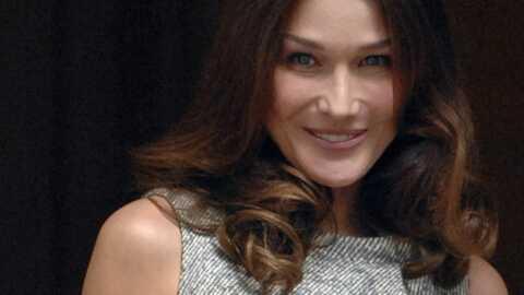 Carla Bruni ne parlerait pas de sa grossesse au Parisien