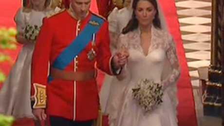 VIDEO Les meilleurs moments du mariage de William et Kate