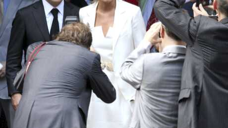 PHOTOS Mariage de Laurence Ferrari et Renaud Capuçon