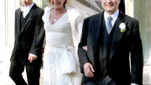 PHOTOS Le mariage de Françoise Laborde