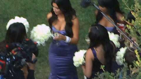 PHOTOS Mariage de Khloe Kardashian et Lamar Odom