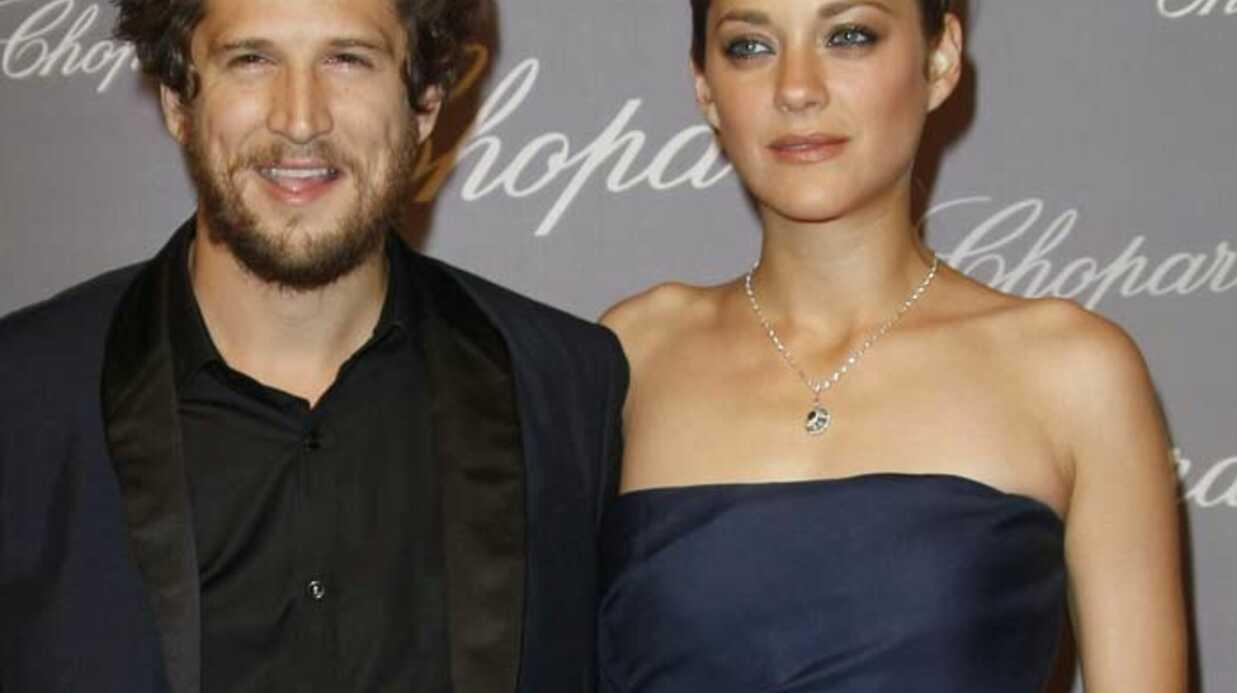 PHOTOS Cannes: Marion Cotillard et Guillaume Canet, sortie en amoureux