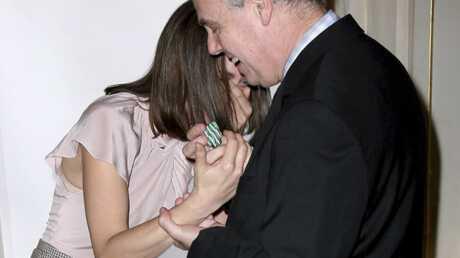 PHOTOS Marion Cotillard épinglée… pour de vrai!