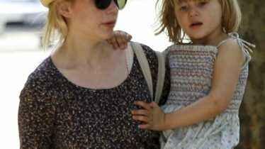 Sa fille, son portrait craché