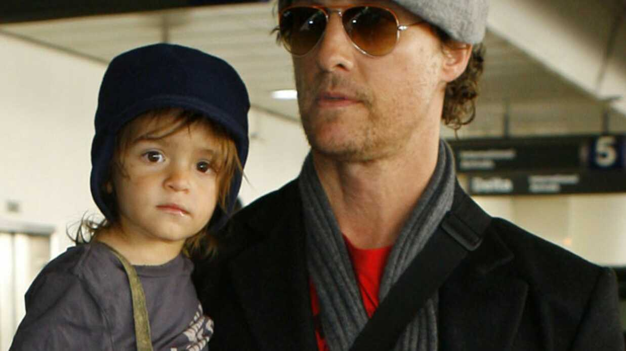 PHOTOS Matthew Mc Conaughey et son adorable famille