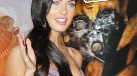 PHOTOS La sexy Megan Fox à Paris pour Transformers 2