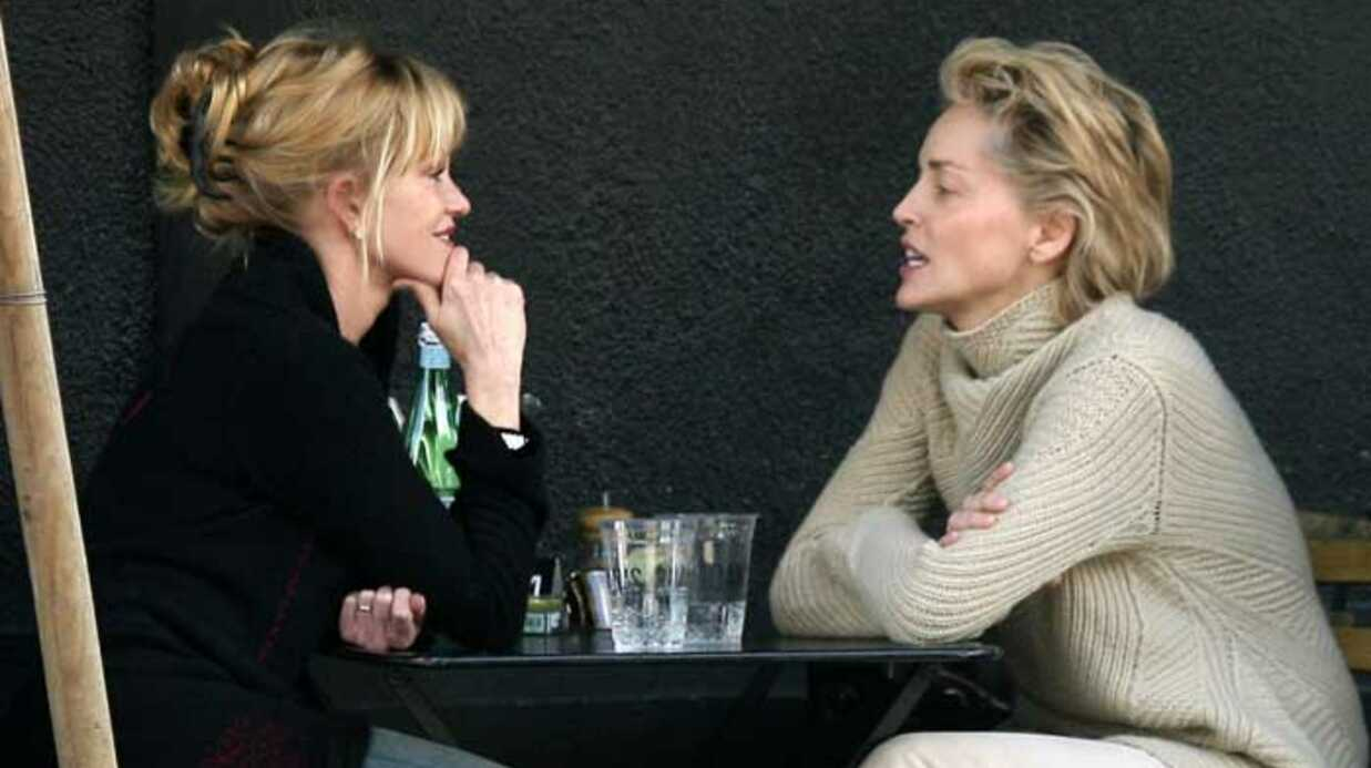 PHOTOS  Mélanie Griffith, Sharon Stone et la chirurgie