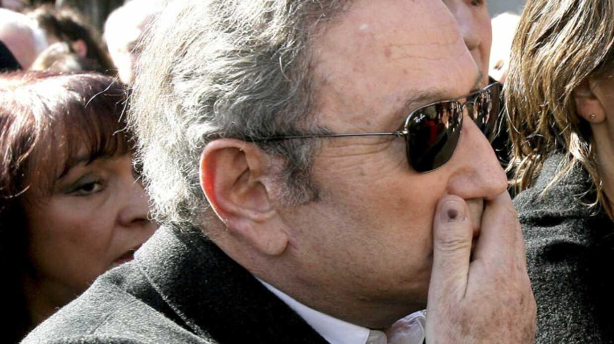 PHOTOS: Obsèques de Jean Ferrat: les larmes de Michel Drucker