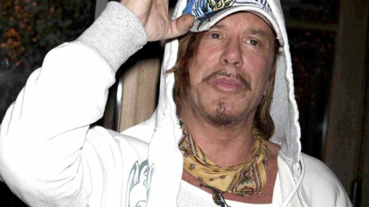 PHOTOS Mickey Rourke: The Wrestler, un rôle à son image