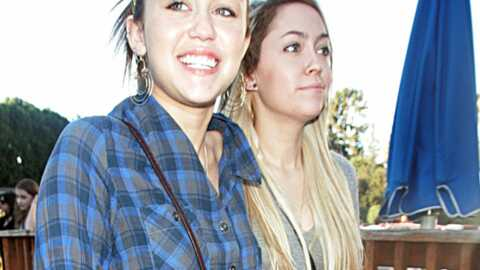 PHOTOS Miley Cyrus en séance shopping avec sa sœur