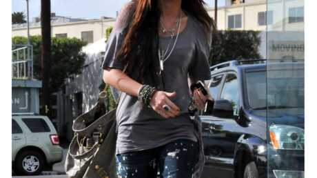 LOOK Miley Cyrus: toujours plus grunge