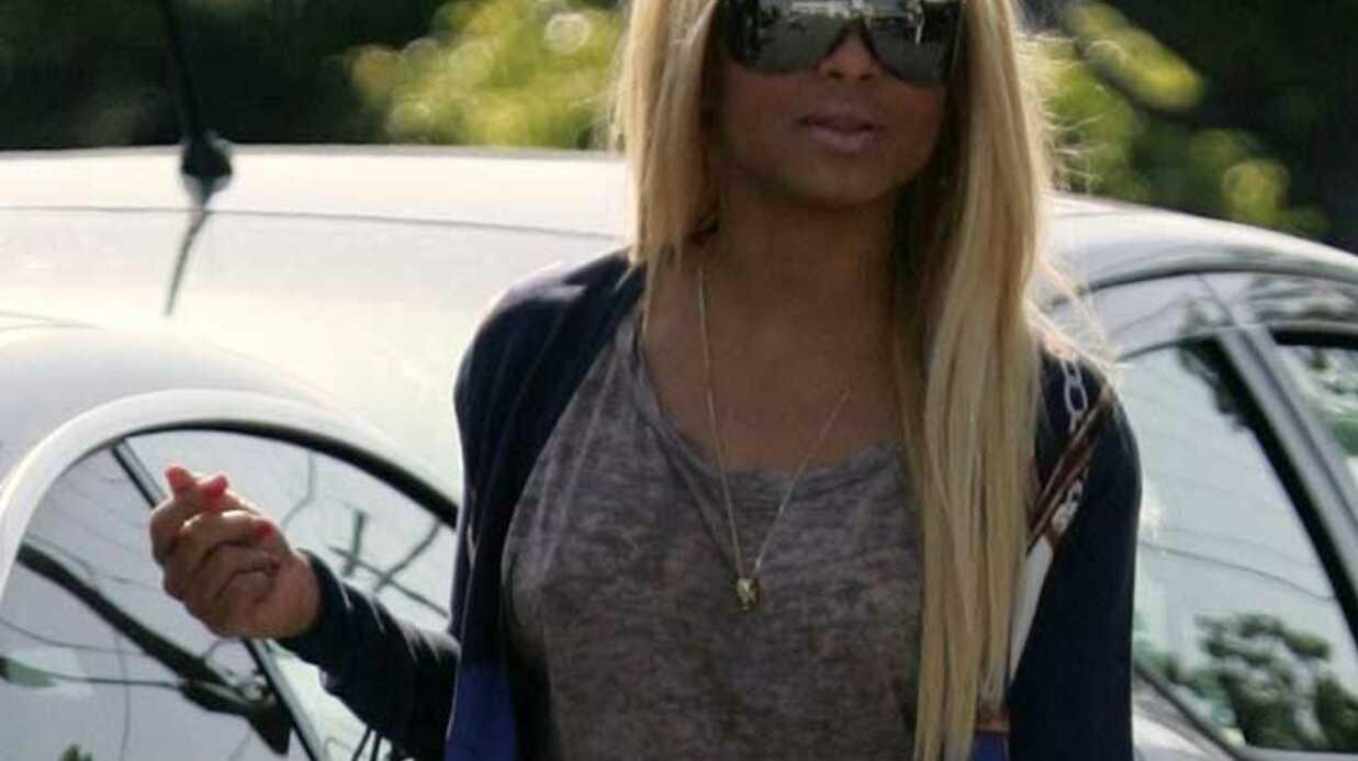 PHOTOS Christina Milian est devenue blonde pour The Dream