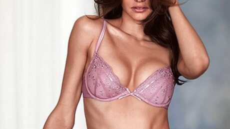 PHOTOS Miranda Kerr ultra sexy en lingerie Victoria's Secret