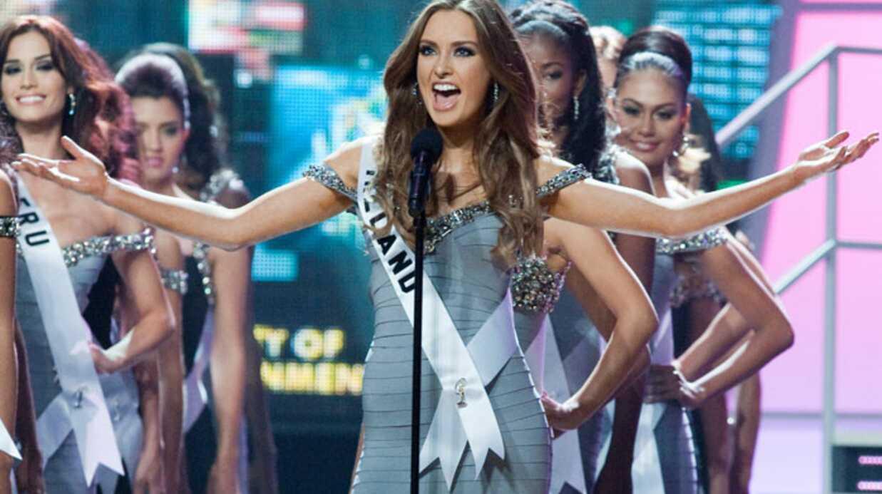 PHOTOS Malika Ménard au top pour Miss Univers