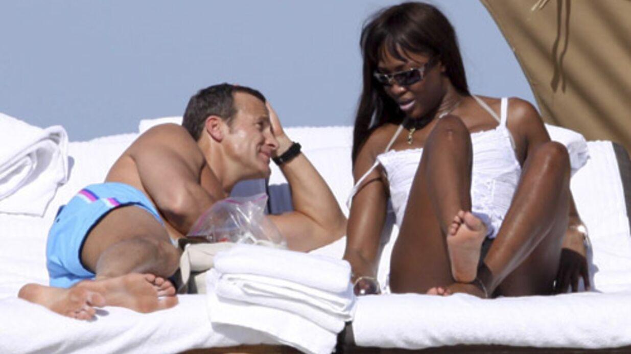 Naomi Campbell et Vladimir Doronin: tête-à-tête à Miami