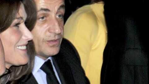 PHOTOS Carla Bruni et Nicolas Sarkozy unis contre le Sida