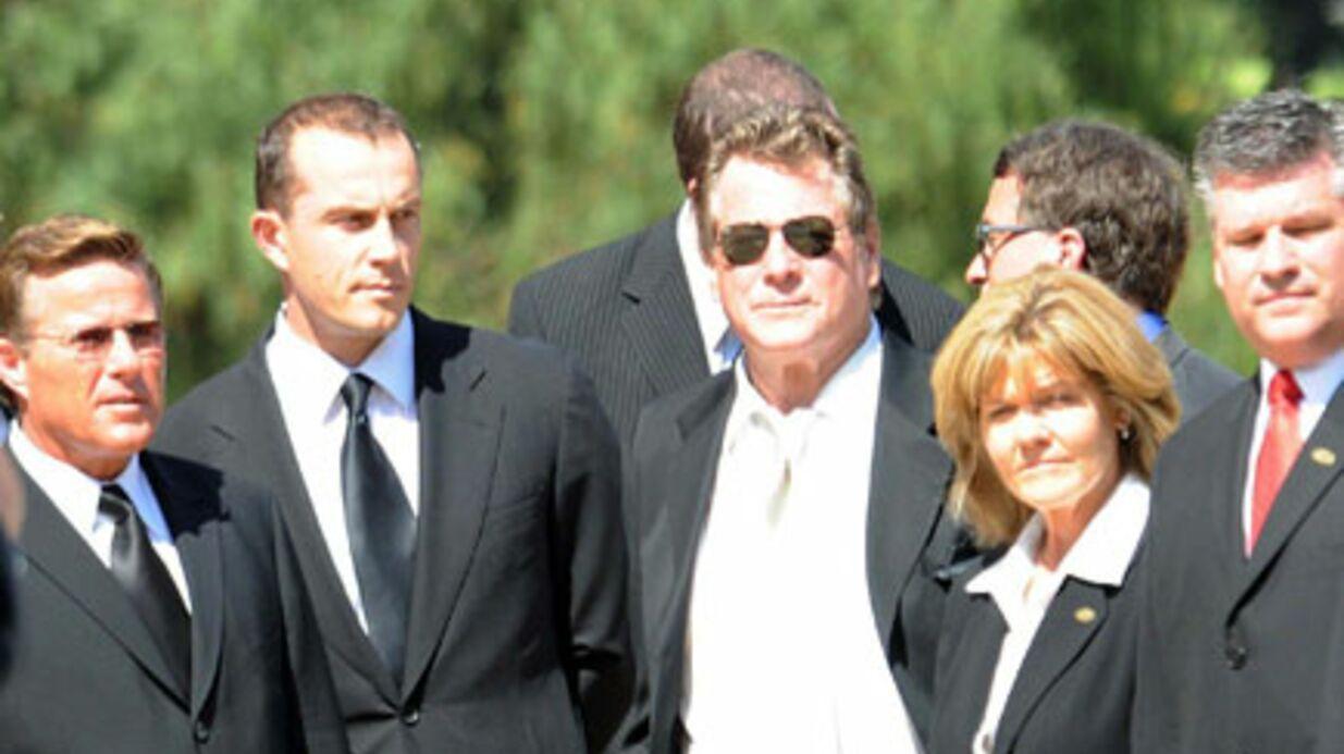 PHOTOS Obsèques de Farrah Fawcett à Los Angeles