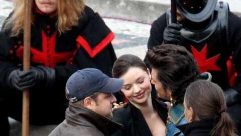 PHOTOS Orlando Bloom et Miranda Kerr très amoureux