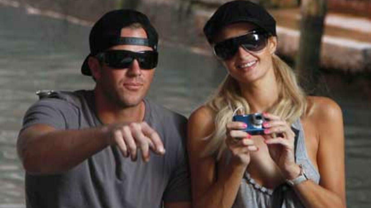 Paris Hilton et Doug Reinhardt en amoureux à Venise