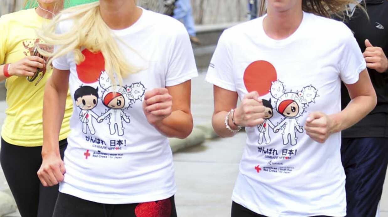 PHOTOS Paris Hilton mouille le maillot pour le Japon